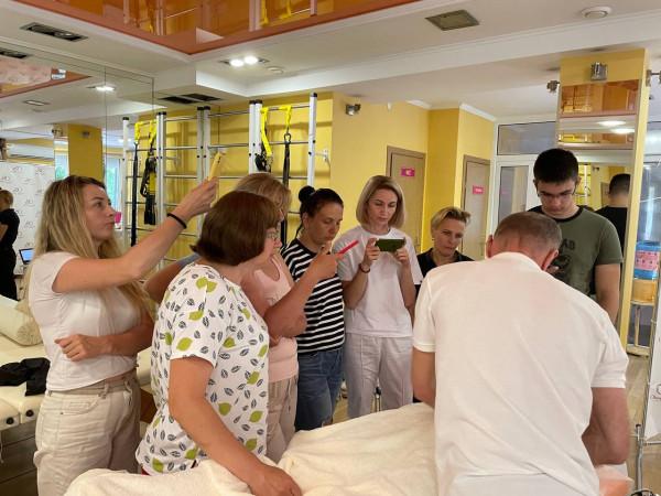 Лікувальний масаж при Сколіозі (автоська програма 26.06)